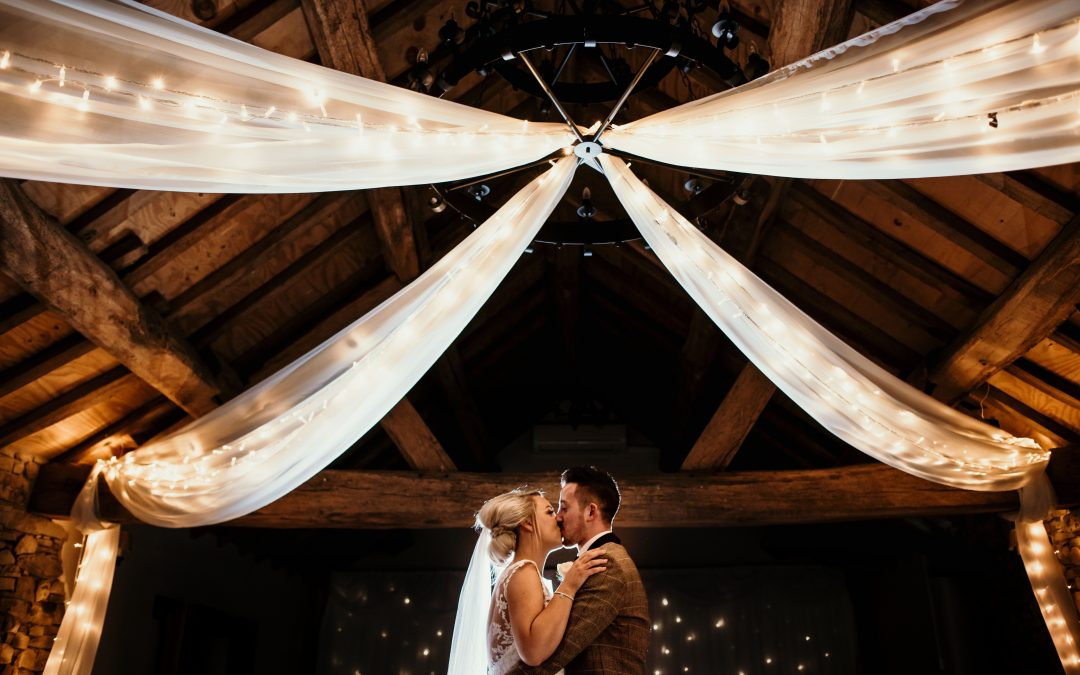 Hyde Bank Farm | Winter Wedding