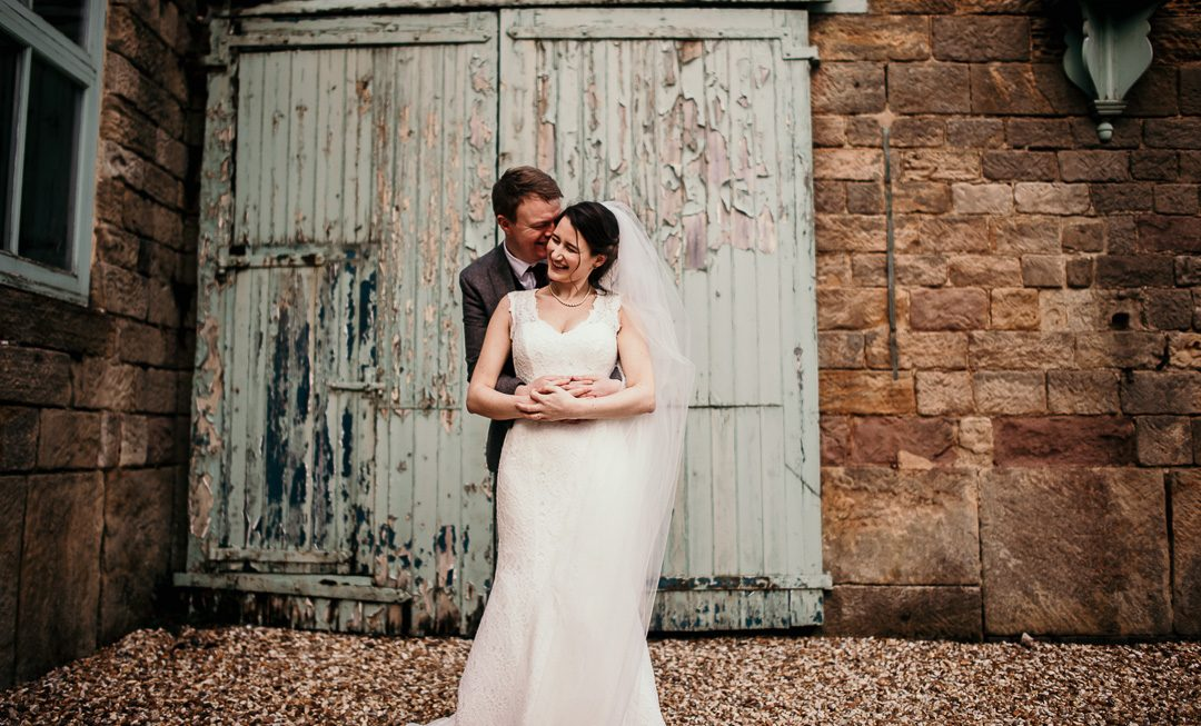 Shottle Hall| Sam and Jen